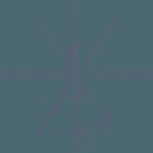 Esgrima Cáceres logotipo