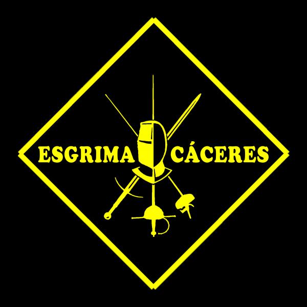 Esgrima Cáceres Logo