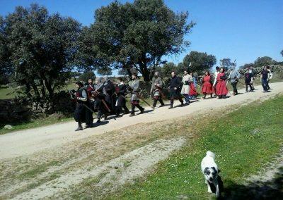 esgrima-caceres-grupo-soldados-medievales